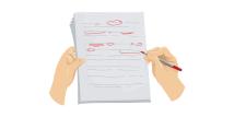 edit manuscript